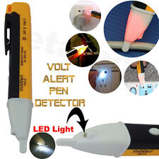 Non-Contact  AC90~1000V LED Electric Alert Voltage Detector Sensor Tester Pen