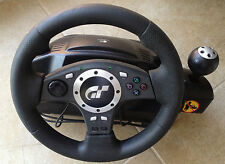 Logitech Driving Force Pro Racing Wheel & Pedals PS2 PS3