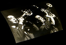 [PHOTO PHOTOGRAPHIE ORIGINALE JAZZ] ARMSTRONG (Louis).
