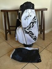 Callaway Ladies Solaire Cart Bag Golf Dividers Very Nice