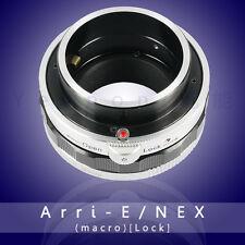 Yeenon Arri Arriflex To Sony E-mount Adapter ( macro)