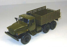 URAL-4320 Russian 6X6 military truck 1:43 diecast scale model