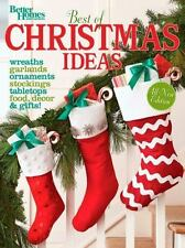 Best of Christmas Ideas, Second Edition Better Homes and Gardens Cooking