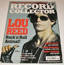 RECORD COLLECTOR #353 (SEPT '08): LOU REED/YARDBIRDS/TOD RUNDGREN/ERIC BURDON