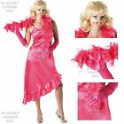 MISS PIGGY LADIES FANCY DRESS COSTUME SMALL S8-10 WOMENS THE MUPPETS OUTFIT SHOW