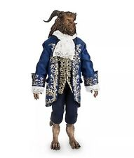 DisneyStore Beauty and the Beast Live Action Doll BEAST Dan Stevens NEW! 2017