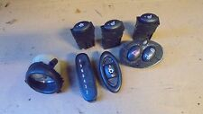MG ZT ROVER 75 CLOCK,HAZARD,HEATED SEAT,SPORT AUTO SELECTOR & CRUISE SWITCHES