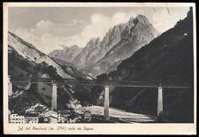 cartolina DOGNA jof del montasio (m.2754) visto da..