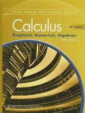 Calculus : Graphical, Numerical, Algebraic by Ross L. Finney, Bert K. Waits,...