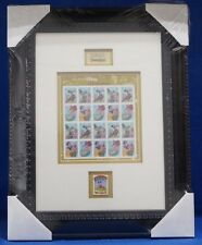 Disneyland Celebration First Day Issue June 2005 Framed Postal Stamp Pin LE 170
