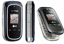 Verizon LG VX8360 Cellular Phone Blue Camera Video