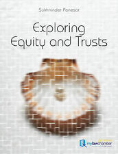 Exploring Equity and Trusts MyLawChamber Pack, Panesar, Mr Sukhninder, Good, Pap