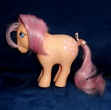 Rose: My Little Pony Vintage Peachy EXCELLENT G1