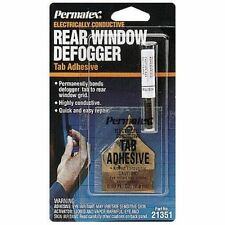Permatex 21351 Rear Window Defogger Tab Adhesive - Each