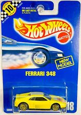 Hot Wheels #118 Ferrari 348 guh, Gold Ultra Hot Wheels - RARE