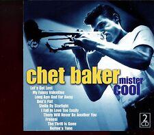 Chet Baker / Mister Cool - 2CD - MINT
