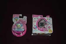 NEW 2014 Tamagotchi Friends Pink Digital Friend Plus Kiraritchi Mini Figurine