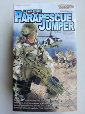 Very Hot 1/6 12-inch US AIR FORCE Pararescue Jumper USAF Military Soldier Army