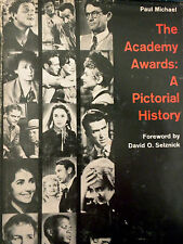 The Academy Awards A Pictorial History Paul Michael Selznick HC 1964 Hollywood
