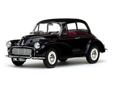 SUNSTAR 4786 MORRIS MINOR 1000  SALOON diecast model road car black 1965 1:12th