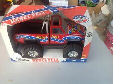 RARE VINTAGE TONKA MONSTER PICKUP TRUCK TOY REBEL YELL SOUTHERN STYLE NIB HTF