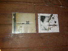 2 X FROM AUTUMN TO ASHES CD ALBUMS . EMO ALT punk rock metal