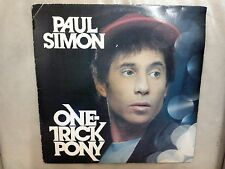 Paul Simon One Trick Pony Excellent Vinyl LP Record K56846