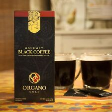 Organo Gold OG (100% Certified Organic) Healthy Ganoderma Gourmet Black Coffee