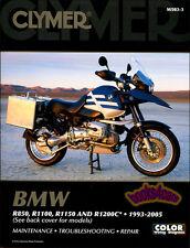 BMW SHOP MANUAL SERVICE REPAIR BOOK CLYMER R850 R1100 R1150 R1200C 1993-2005