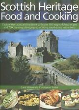 Scottish Heritage Food and Cooking : Capture the Tastes and Traditions with over