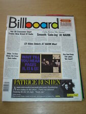 BILLBOARD MAGAZINE 1987 FEB 28 GREAT MUSIC PHOTOS & ARTICLES