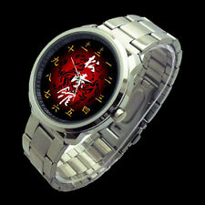New Shotokan Karate Black Belt Japanese Kanji MMA Martial Arts Unisex Watch