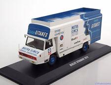 1:43 Ixo Berliet Stradair race transporter Matra Simca 1974 Gitanes