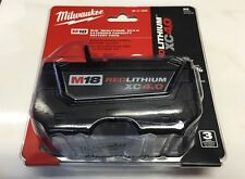 NEW! Milwaukee M18 RED LITHIUM™ XC 4.0 AMP 18 V FUEL CELL BATTERY 48-11-1840 PRO