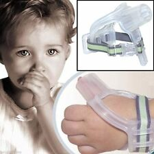 NEW Dr.Thumb Thumb Guard Stop Thumb Sucking / Small Size 12-36 Months