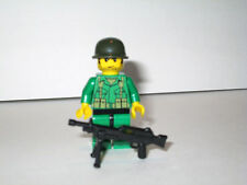 Lego Custom Minifig US Modern Warfare Machine Gunner