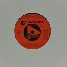 "DARTS 'DADDY COOL / THE GIRL CAN'T HELP IT' UK 7"" SINGLE #4"