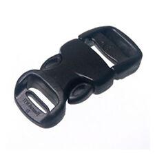 1 nouvelle countoured fastex buckle pour paracord bracelets