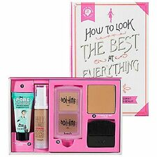 Benefit HOW TO LOOK THE BEST AT EVERYTHING Makeup Kit Palette Deep