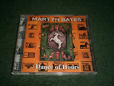 Dance Of Hours Martyn Bates~NEW~RARE 2001 Folk CD~NDN Records~FAST SHIPPING!!!