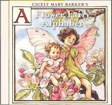 FLOWER FAIRIES ALPHABET Based on Poems of CICELY MARY BARKER ~ XLNT CD Illus Bk!