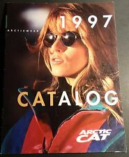 1997 ARCTIC CAT SNOWMOBILE CLOTHING & ACCESSORIES SALES BROCHURE CATALOG (633)