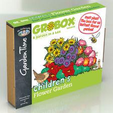 Mr Fothergills Grobox Childrens Flower Garden