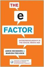 The E-Factor: Entrepreneurship in the Social Media Age-ExLibrary