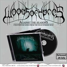 "Woods Of Ypres ""Against The Seasons - Cold Winter Songs From The Dead.."" CD"