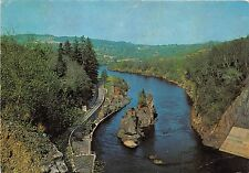 B87103 frog rock river beauly iverness shire scotland