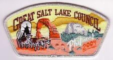 Great Salt Lake Council SA-123b 2004 Philmont CSP Mint Condition FREE SHIPPING
