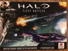HALO: Fleet Battles: Ensign Edition Two Player Box Set