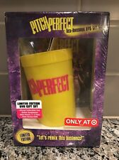 Pitch Perfect Limited Edition Aca-Awesome DVD Gift Set - New/Sealed