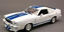 Ford Shelby Mustang Ii Cobra Ii 1976 Charlie'S Angels Greenlight 1:18 GREEN12880